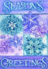 Seasons Greetings - Garden Flag by Toland