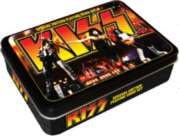 Kiss - Playing Card Tin Set