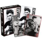 Elvis: Black & White - Playing Card Deck