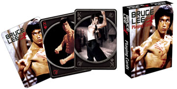 Bruce Lee - Playing Card Deck