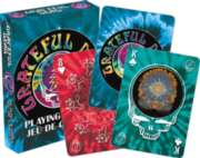 Grateful Dead: Tie Dye - Playing Card Deck