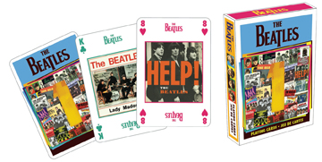 "Beatles &quot1"" - Playing Card Deck"