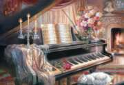 Jigsaw Puzzles - Sonata by Firelight