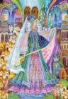 The Queen of Spring - 1500pc Jigsaw Puzzle by Castorland
