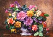 Jigsaw Puzzles - A Summer Arrangement