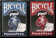 Bicycle: Pro 'PokerPeek'