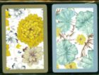 Flora Jumbo Index - Double Deck Playing Cards