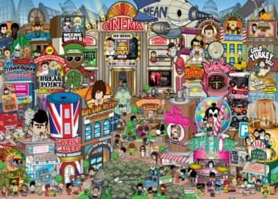 Jigsaw Puzzles - Buy Buy Boulevard