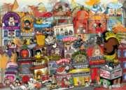 Jigsaw Puzzles - Calamity Lane