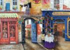 Bistro de Paris - 1000pc Jigsaw Puzzle By Holdson