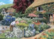 Dry Stone Walling - 1000pc Jigsaw Puzzle By Holdson