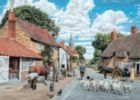 The Village Farrier - 1000pc Jigsaw Puzzle By Holdson