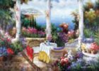 Garden of Love - 1000pc Jigsaw Puzzle By Holdson