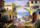 Mediterranean Secret - 1000pc Jigsaw Puzzle By Holdson