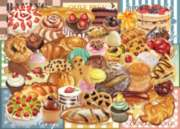 Jigsaw Puzzles - Bakery Delights