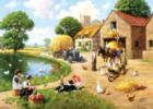 Harvest Time - 1000pc Jigsaw Puzzle By Holdson