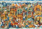 Street Scene - 1000pc Jigsaw Puzzle By Holdson