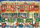 Row Houses - 1000pc Jigsaw Puzzle By Holdson