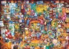 The Antiques - 1000pc Jigsaw Puzzle By Holdson