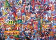 Where I Show Up - 1000pc Jigsaw Puzzle By Holdson
