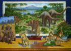 Dinosaurs - 1000pc Jigsaw Puzzle By Holdson