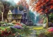 Jigsaw Puzzles - Victorian Garden