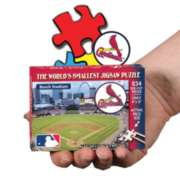 St. Louis Cardinals: Busch Stadium - 234pc TDC Miniature Jigsaw Puzzle