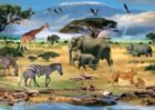 Animals of Africa - 1000pc Augmented Reality Puzzle By Ravensburger
