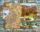 The Berkshires, MA- 1000pc Jigsaw Puzzle By White Mountain