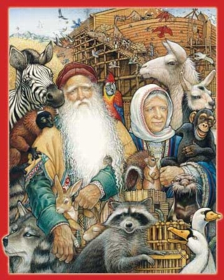 Keepers of the Kingdom - 1000pc Jigsaw Puzzle By White Mountain