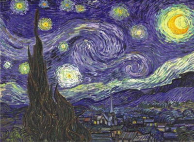 Perre Jigsaw Puzzles - Starry Night