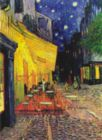 Cafe Terrace - 1000pc Jigsaw Puzzle by Perre