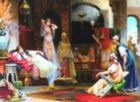 Harem of the Bosphorus - 1000pc Jigsaw Puzzle by Perre