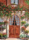 The Door - 1000pc Jigsaw Puzzle by Perre