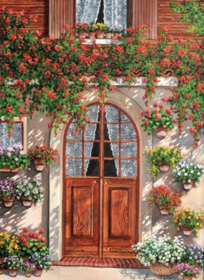 Perre Jigsaw Puzzles - The Door