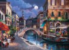Streets Of Venice II - 1000pc Jigsaw Puzzle by Perre