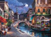 Streets Of Venice II - 1000pc Jigsaw Puzzle by Anatolian