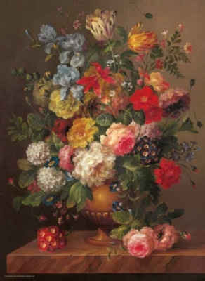 Perre Jigsaw Puzzles - Classic Bouquet
