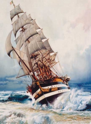 Black Pearl - 1000pc Jigsaw Puzzle by Perre