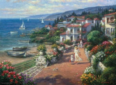 Perre Jigsaw Puzzles - Coastal Traquilty