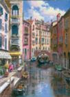 Ponte Longo - 1000pc Jigsaw Puzzle by Perre