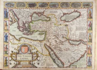 The Turkhish Empire - 1000pc Jigsaw Puzzle by Perre