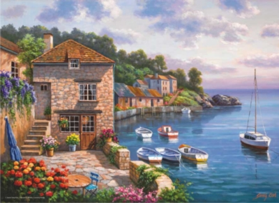 Perre Jigsaw Puzzles - Harbor Garden