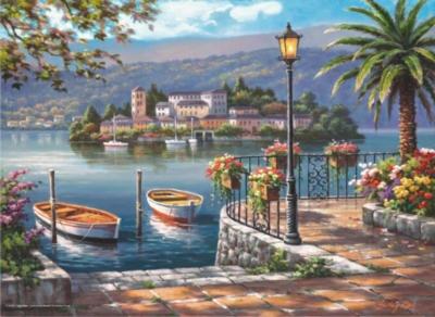 Perre Jigsaw Puzzles - Lago Del Porto
