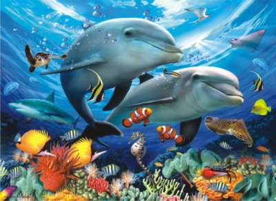 Perre Jigsaw Puzzles - Beneath The Waves