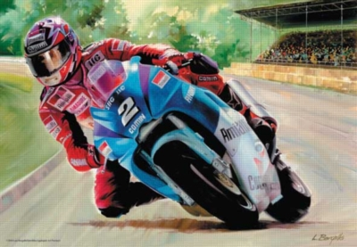 Moto Gp - 260pc Jigsaw Puzzle by Perre