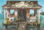 Bentley Bear's Bait Shop - 260pc Jigsaw Puzzle by Perre