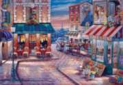 Perre Jigsaw Puzzles - Cafe Rendezvous