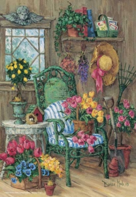 Perre Jigsaw Puzzles - Cape Cod Shed