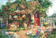Gardener's Haven - 500pc Jigsaw Puzzle by Perre